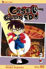Case Closed 40 (Case Closed (Graphic Novels))