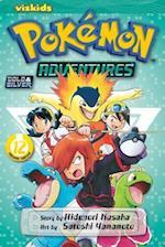 Pokemon Adventures 12 af Hidenori Kusaka, Satoshi Yamamoto