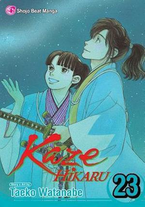 Kaze Hikaru, Volume 23