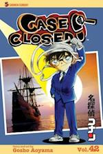 Case Closed 42 (Case Closed (Graphic Novels))