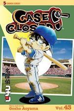 Case Closed 43 (Case Closed (Graphic Novels))