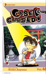 Case Closed 48 (Case Closed (Graphic Novels))