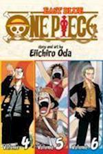 One Piece:  East Blue 4-5-6, Vol. 2 (Omnibus Edition) (One Piece, nr. 2)