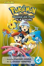 Pokemon Adventures 4 af Satoshi Yamamoto, Hidenori Kusaka
