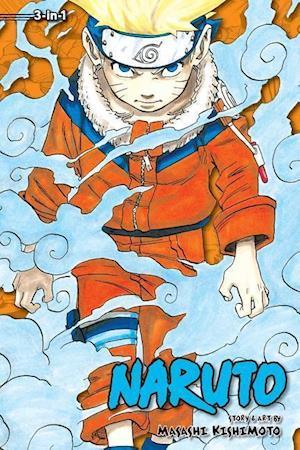Bog, paperback Naruto (3-in-1 Edition), Vol. 1 af Masashi Kishimoto