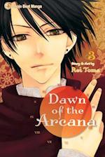 Dawn of the Arcana 3 af Rei Toma
