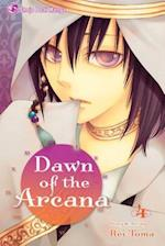 Dawn of the Arcana 4 af Rei Toma