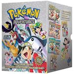Pokemon Adventures Gold & Silver Box Set (Pokemon, nr. 8)