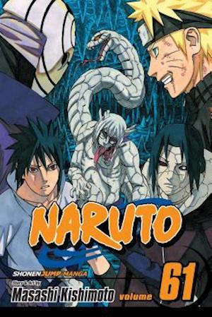 Bog, paperback Naruto, Vol. 61 af Masashi Kishimoto