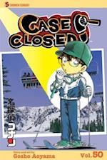 Case Closed 50 (Case Closed (Graphic Novels))