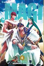 Magi: The Labyrinth of Magic, Vol. 1 af Shinobu Ohtaka