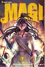 Magi: The Labyrinth of Magic af Shinobu Ohtaka