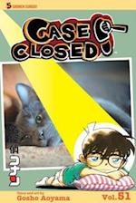 Case Closed 51 (Case Closed (Graphic Novels))
