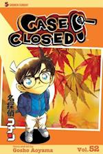 Case Closed 52 (Case Closed (Graphic Novels))