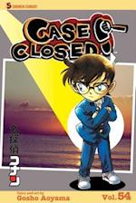 Case Closed 54 (Case Closed (Graphic Novels))
