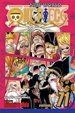 One Piece, Vol. 71 (One Piece, nr. 71)