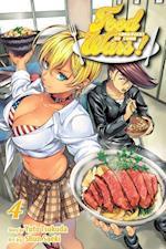 Food Wars!, Vol. 4