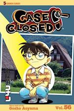 Case Closed 56 (Case Closed (Graphic Novels))