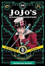 JoJo's Bizarre Adventure: Part 1--Phantom Blood, Vol. 2 (Jojo's Bizarre Adventure, nr. 2)
