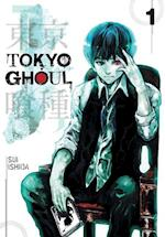 Tokyo Ghoul 1 af Sui Ishida