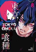 Tokyo Ghoul, Vol. 8 (Tokyo Ghoul, nr. 8)