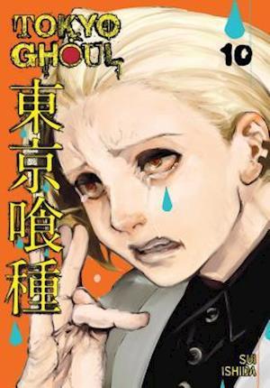 Bog paperback Tokyo Ghoul Vol. 10 af Sui Ishida