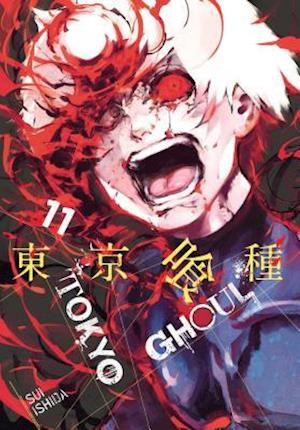 Bog, paperback Tokyo Ghoul af Sui Ishida