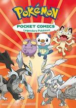 Pokemon Pocket Comics af Santa Harukaze