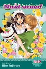 Maid-sama! (2-in-1 Edition), Vol. 5 (Maid Sama!, nr. 5)