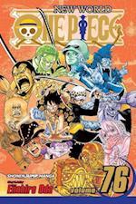 One Piece, Vol. 76 (One Piece, nr. 76)