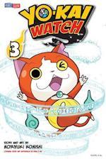 Yo-Kai Watch, Vol. 3 af Noriyuki Konishi