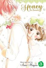 Honey So Sweet, Vol. 3 (Honey So Sweet, nr. 3)