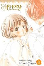 Honey So Sweet, Vol. 4 (Honey So Sweet, nr. 4)