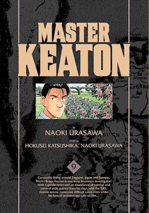 Bog, paperback Master Keaton af Naoki Urasawa