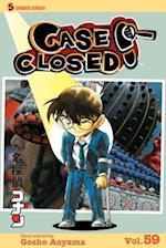Case Closed 59 (Case Closed (Graphic Novels))