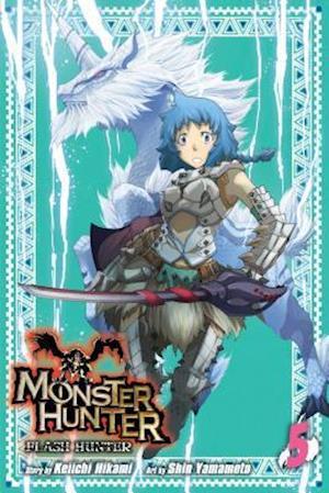 Bog, paperback Monster Hunter: Flash Hunter, Vol. 5 af Keiichi Hikami