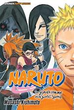 The Naruto: The Seventh Hokage and the Scarlet Spring (Naruto)