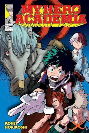 Bog paperback My Hero Academia Vol. 3 af Kouhei Horikoshi