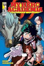 My Hero Academia, Vol. 3 (My Hero Academia, nr. 3)