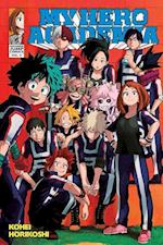 My Hero Academia, Vol. 4 (My Hero Academia, nr. 4)