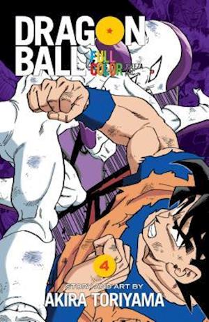 Dragon Ball Full Color Freeza Arc, Vol. 4