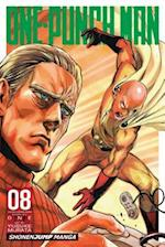 One-Punch Man, Vol. 8 (One Punch Man, nr. 8)