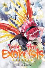 Twin Star Exorcists (Twin Star Exorcists, nr. 6)