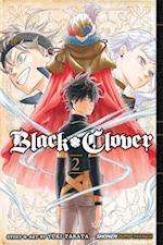 Black Clover af Yuki Tabata