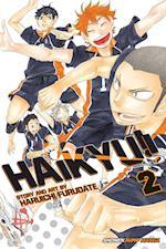 Haikyu!! af Haruichi Furudate