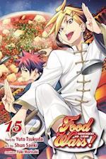 Food Wars!: Shokugeki no Soma, Vol. 15 af Yuto Tsukuda