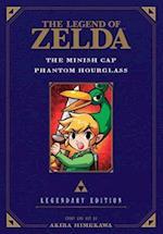 The Legend of Zelda: The Minish Cap / Phantom Hourglass -Legendary Edition- (The Legend of Zelda)