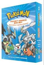 Pokemon Pocket Comics Box Set af Santa Harukaze