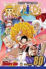 One Piece, Vol. 80 (One Piece, nr. 80)