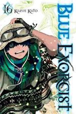 Blue Exorcist (Blue Exorcist, nr. 16)